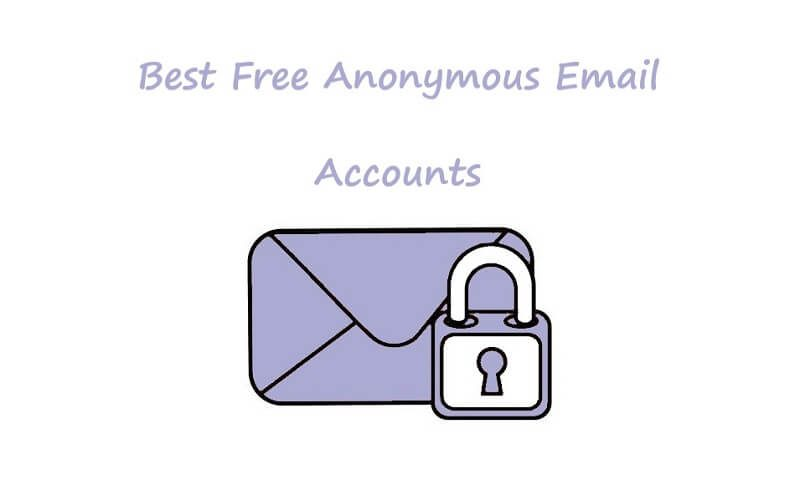 Best Free Anonymous Email Accounts