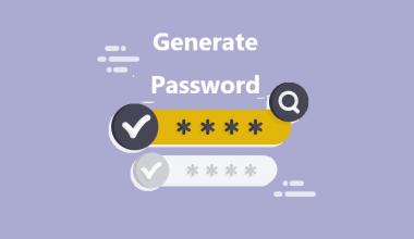 Best Online Password Generator you should consider
