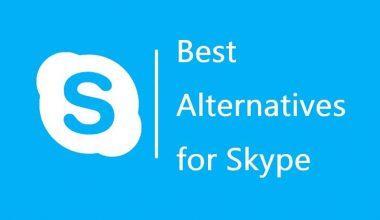 Best Skype Alternatives You Should Consider