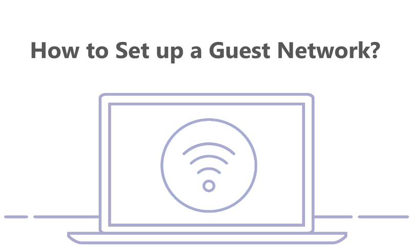 How to set up a guest network