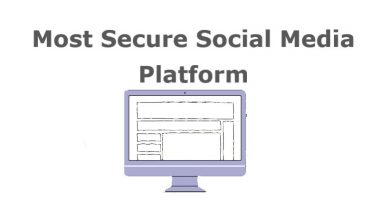 Most Secure Social Media Platforms