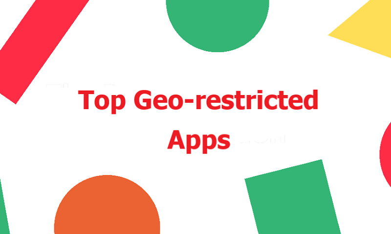 Top Geo-Restricted Apps you can download with RitaVPN