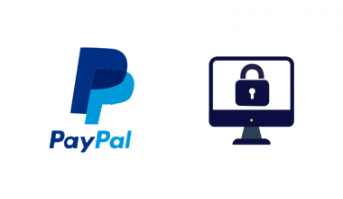 What security features does PayPal have