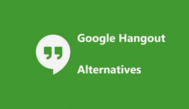 Best Google Hangout Alternatives