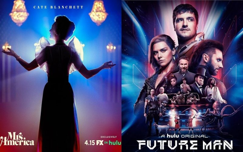Everything Coming to Hulu in April 2020