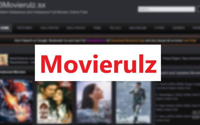 Everything You Should Know about Movierulz
